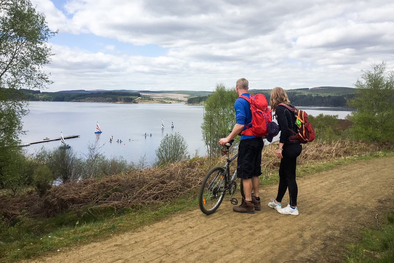 Northumberland-Self-Catering-Kielder-Biking