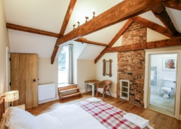 Country-Wedding-Venue-Turret-Bedroom
