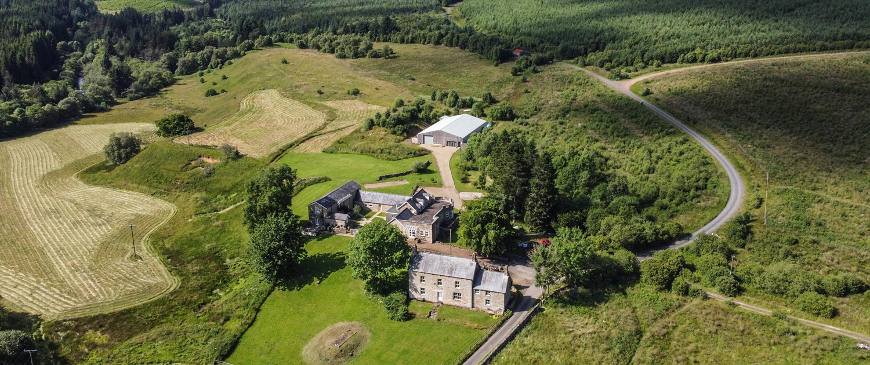 Comb Reivers Estate Northumberland